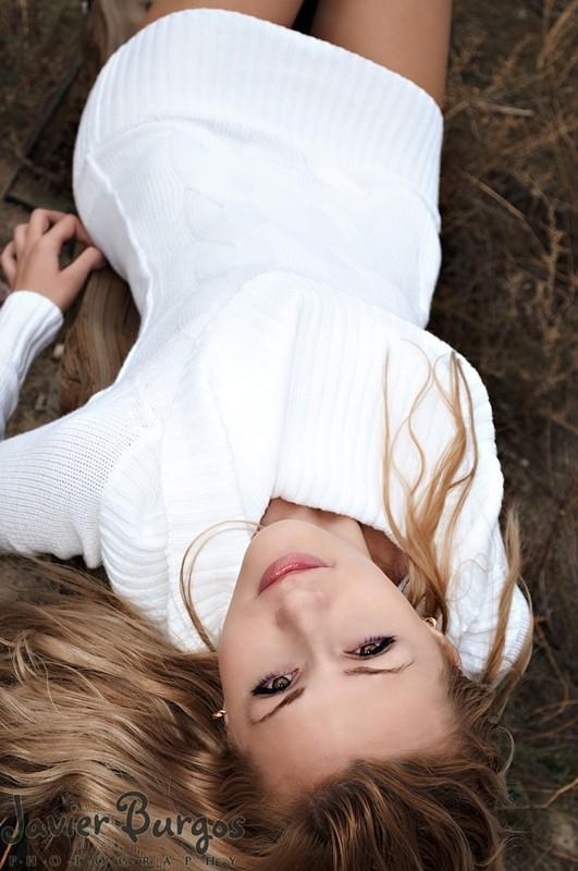 Gabriela Maxin - Book modelo