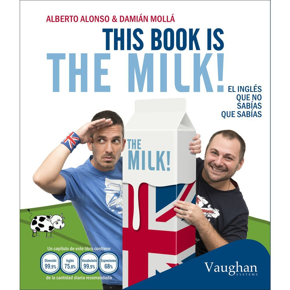 This Book IsT he Milk - Vaughan