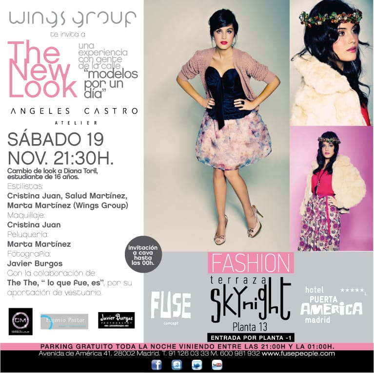 The New Look by Wings Group