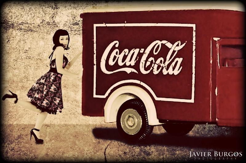 Pinup Style - Javier Burgos Fotógrafo Madrid