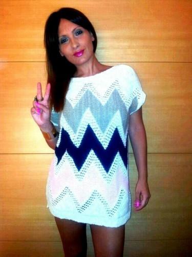 Verónica Miyun, estilista, personal shopper y escenógrafa
