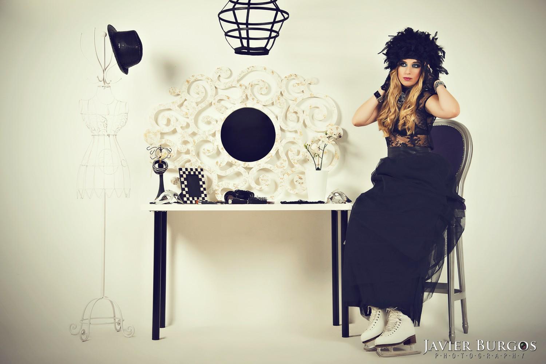 Fotografía de moda - Javier Burgos Fotógrafo