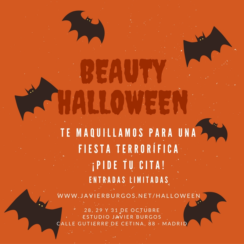 Halloween Beauty Party Madrid
