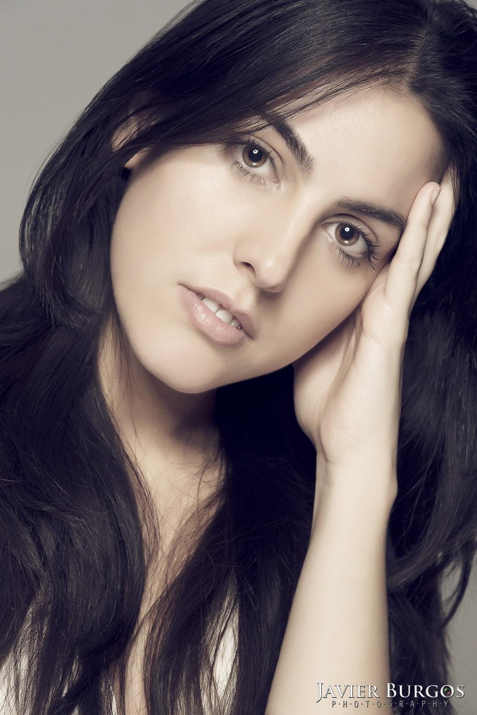 Fotografía de retrato y belleza - Javier Burgos Fotógrafo Madrid