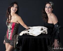 María y Romy Abradelo
